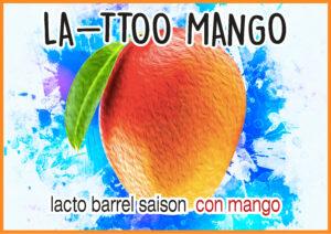 La Ttoo Mango Bandierina